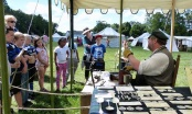 Students have a field day at Fair at New Boston
