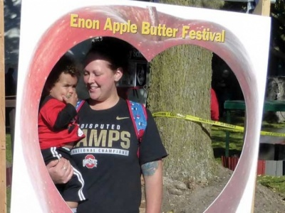 Apple butter festival sweet to the core