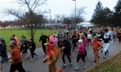 Springfield Thanksgiving Day tradition continues with over 1000 participating